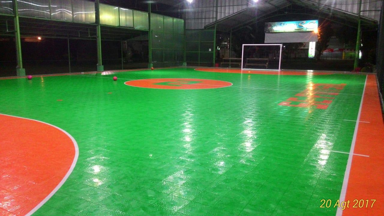 Biaya Pembangunan Lapangan Futsal,Basket Dan Tenis