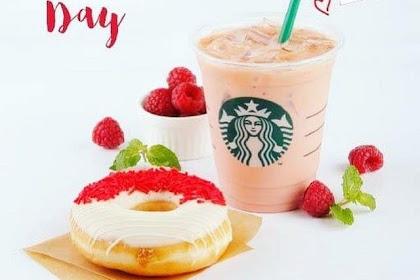 Promo Starbucks Harga Merdeka Periode 17 - 19 Agustus 2018