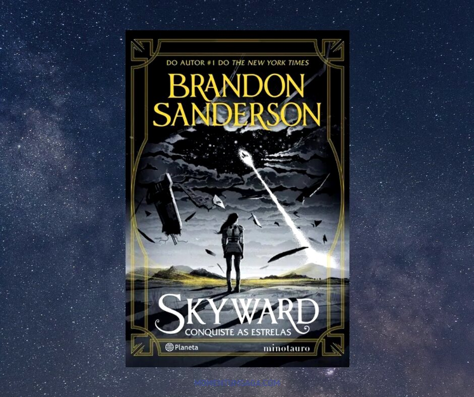 Resenha: Skyward, de Brandon Sanderson
