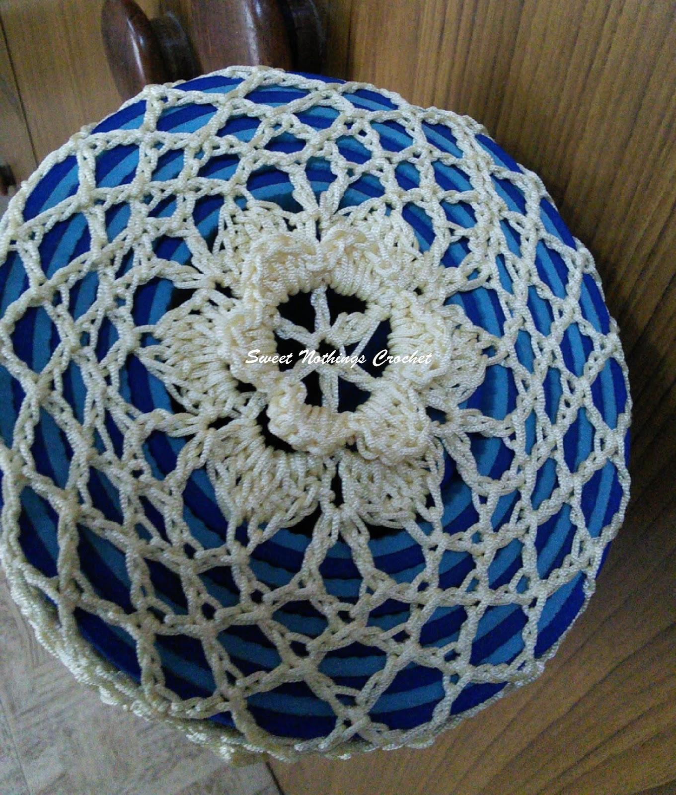 Sweet Nothings Crochet Yoga Mat Bag With An Irish Rose Granny Square