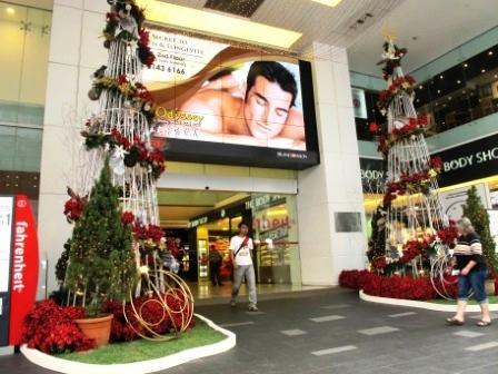 Event, Fahrenheit88, Promotion, Christmas 2011, christmas