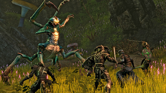 The Elder Scrolls Online Guide to Leveling and Gold