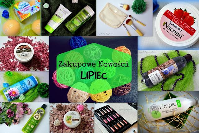 mix kosmetyków blog