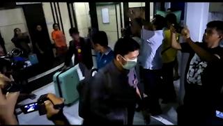 Terkait OTT ADM Ada Berkas Penting Yang Di Dapat Saat Penggeledahan Di Kantor Pengadilan Tinggi Sulut