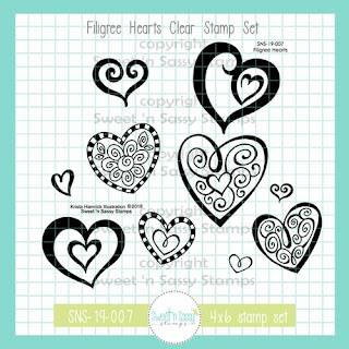 http://www.sweetnsassystamps.com/january-stamp-of-the-month-filigree-hearts-clear-stamp-set/