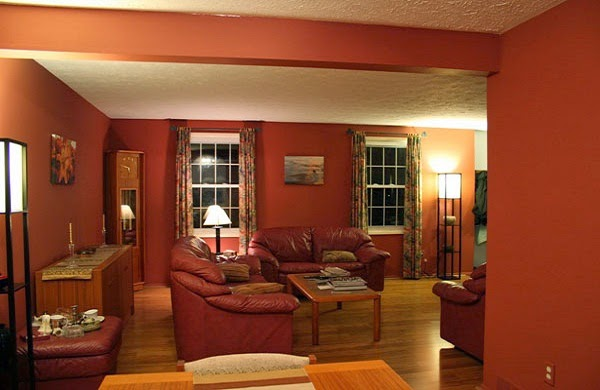 Paint ideas for living room and dining room - Room colour painting ideas ...
