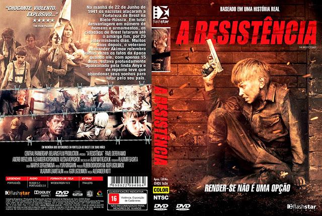 Capa DVD A Resistência