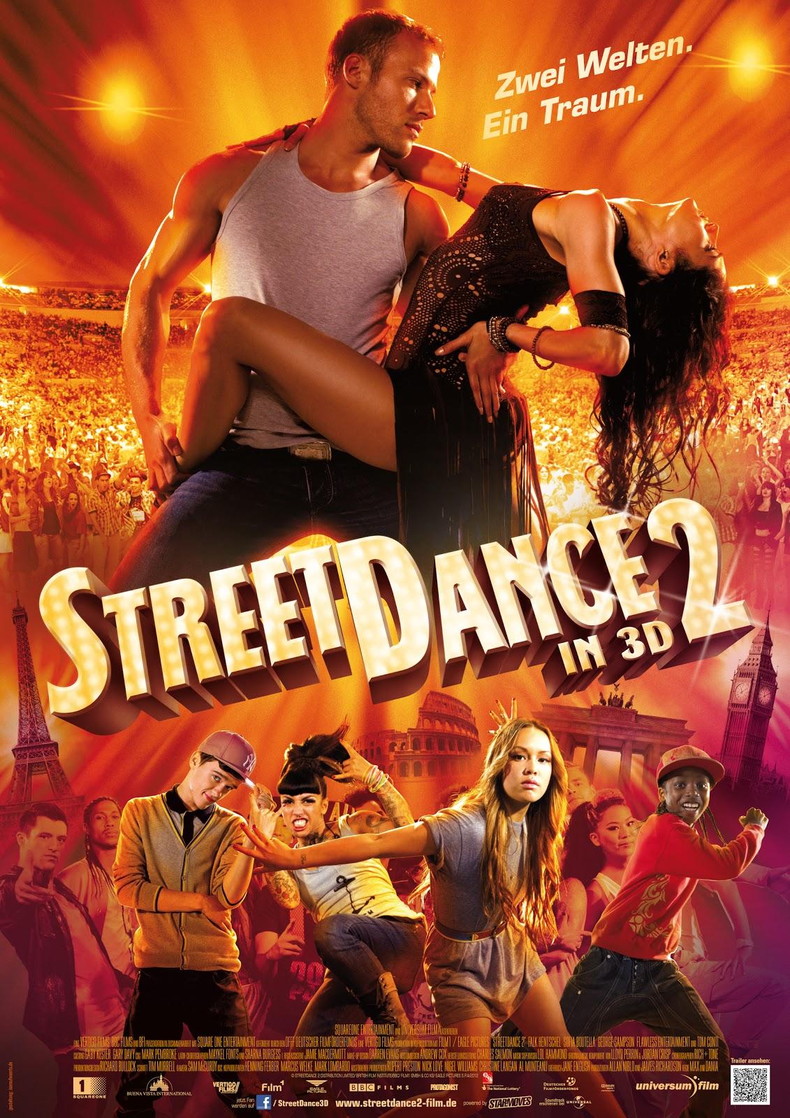 Street Dance Movie