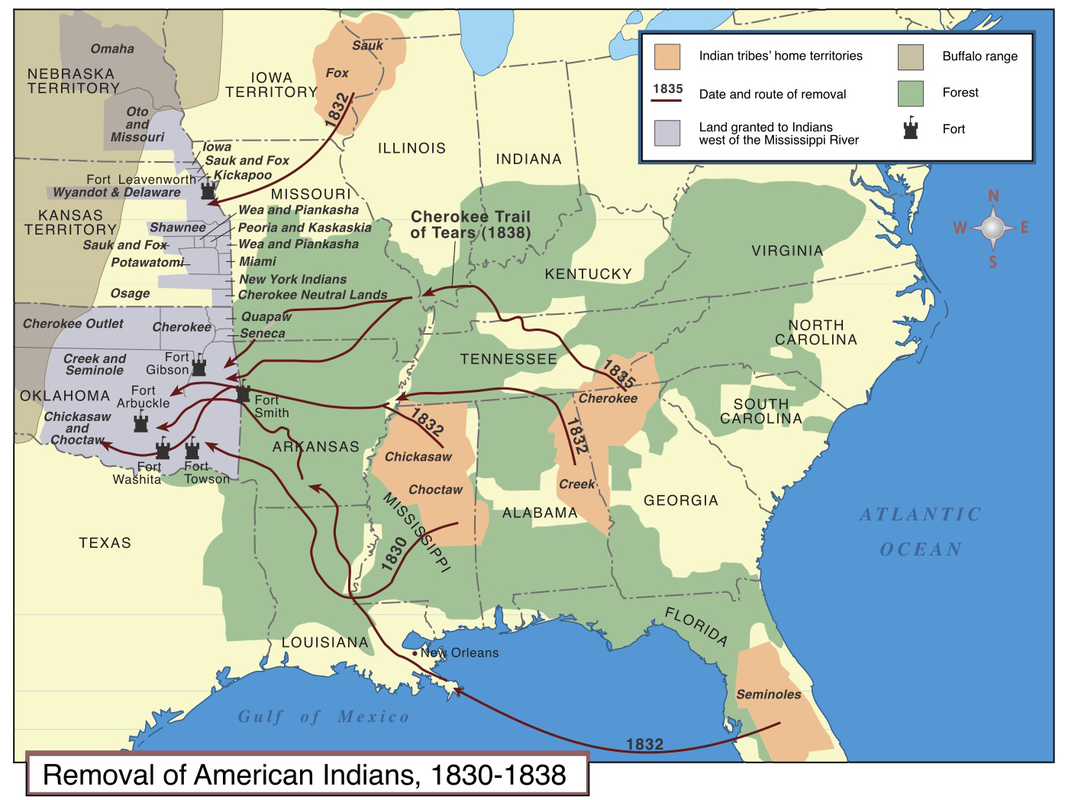 Indian Removal Act of 1830 |