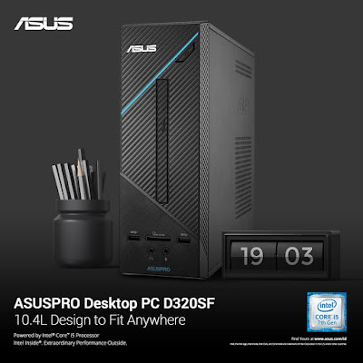 ASUS D320SF | Harga: Rp8.899.000
