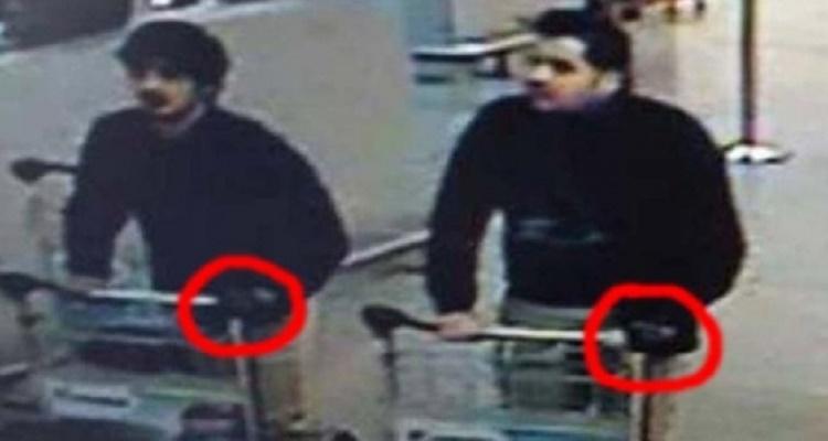 الـ سي أن أن تكشف سر القفاز الأسود الذي حمله منفذي هجمات بروكسل