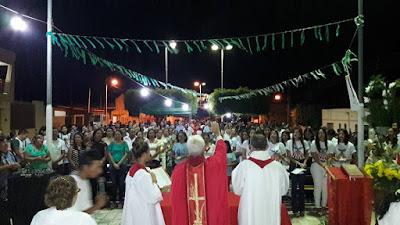 Novenário de São Mateus, último dia
