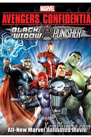 Xem Phim Avengers Confidential: Black Widow & Punisher 2014