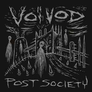 Voivod - Post Society  (EP)