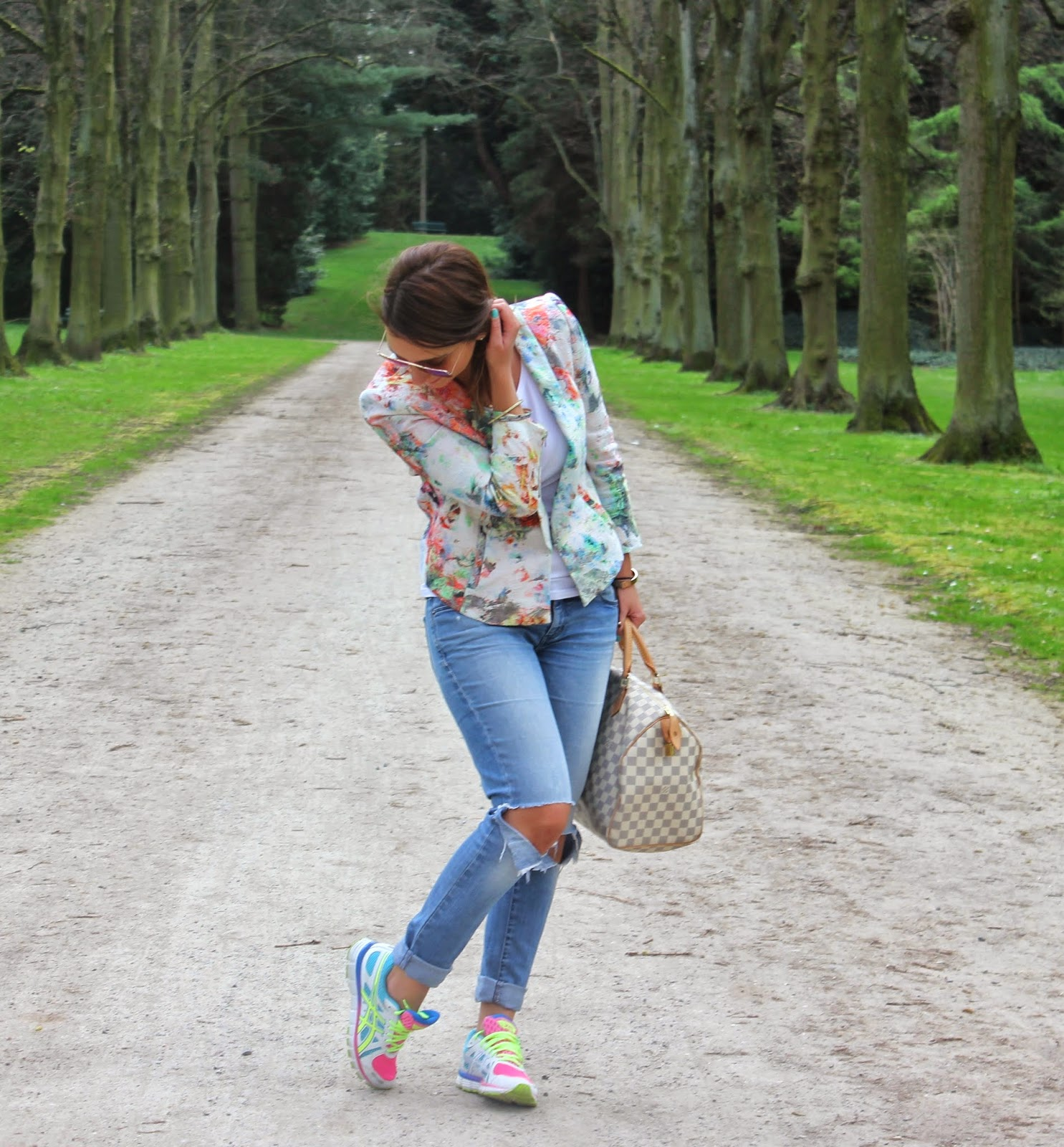 Livinglove by Petra: Outfit of the day: It´s spring!