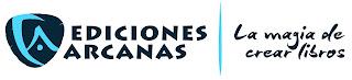 logo ediciones arcanas