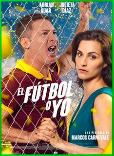 El Fútbol o yo (2017)| DVDRip Latino HD GDrive 1 Link