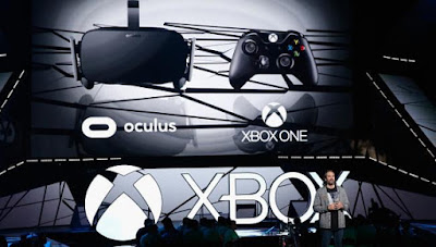 Game Virtual Reality Untuk Xbox One