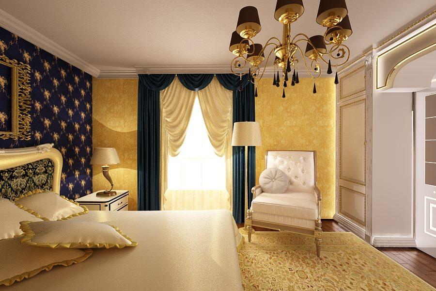 Design interior case stil clasic de lux - Amenajari interioare vile clasice Tandarei.  Proiect - amenajare - interioara - casa - vila - living - dormitor - bucatarie - Tandarei - Harsova.