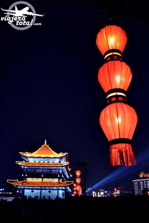 Muralla de Xi'an, China