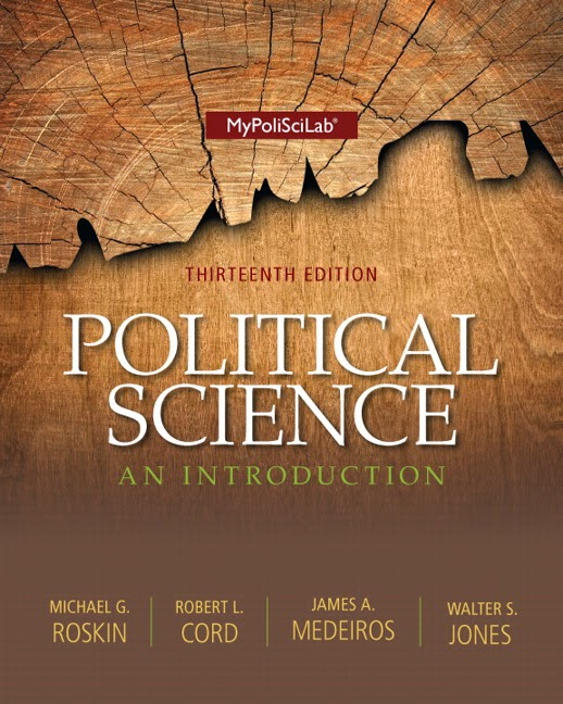 Test Bank For Political Science  13th E By Roskin
