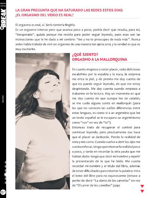 Revista UNBREAK de mayo 2013   ¡No te la pierdas!