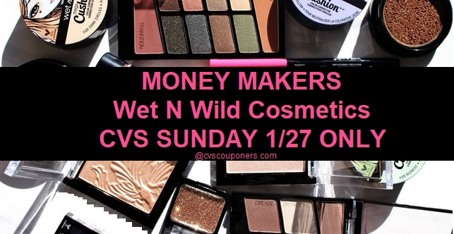 http://www.cvscouponers.com/2018/10/free-moneymaker-Wet-N-Wild-cvs.html