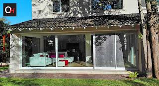 Instalación de Aberturas de PVC en vivienda en Escobar