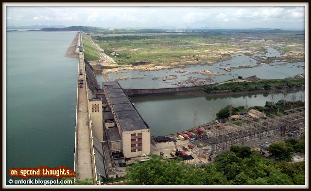 Hirakud Dam, longest dam in the world