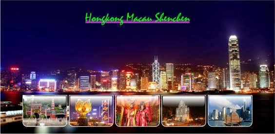 Paket Liburan Tahun Baru Ke Hongkong Shenzhen Macau