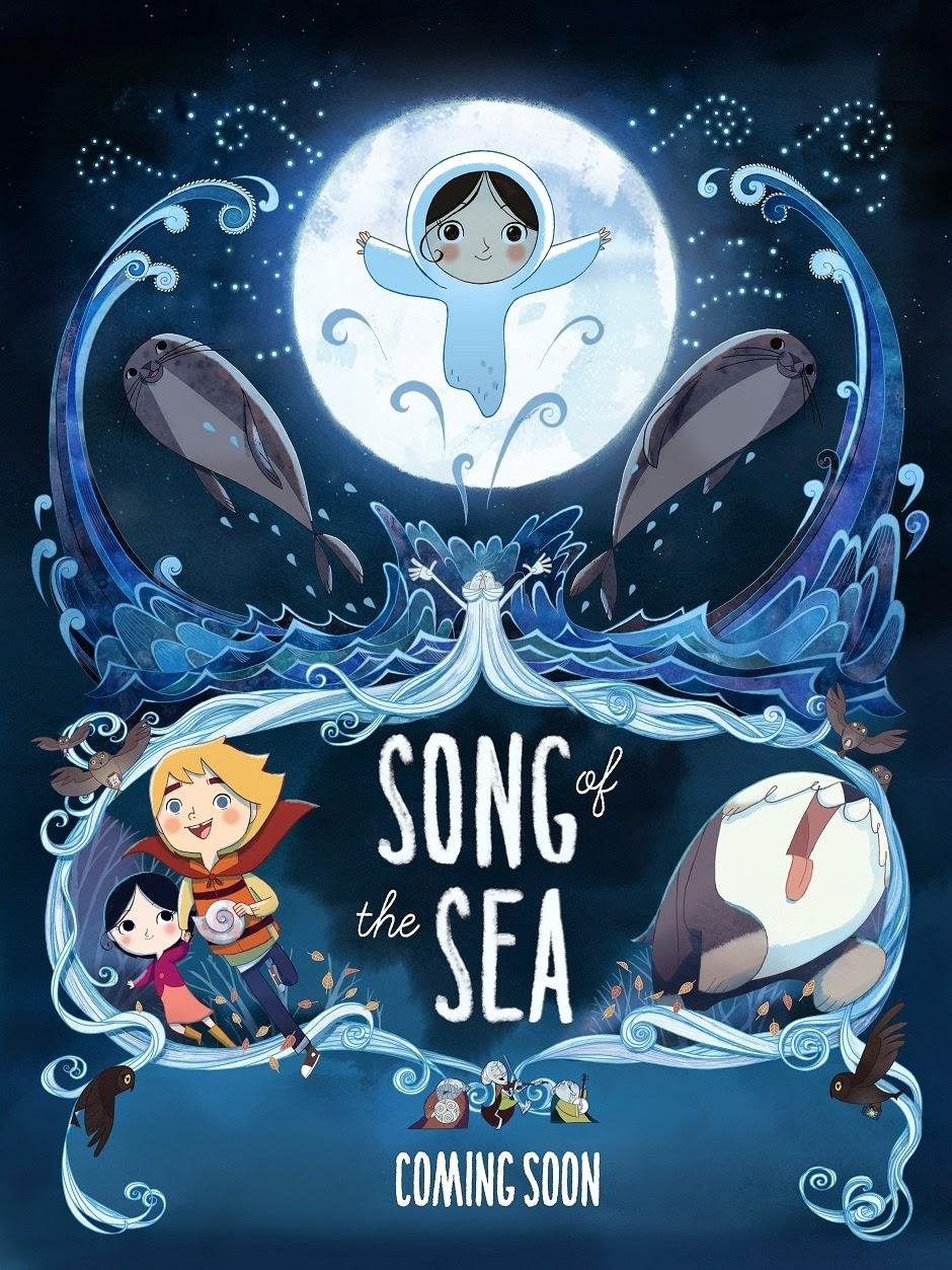 Song of the Sea เสียงเพลงแห่งท้องทะเล [HD][พากย์ไทย]