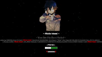 Berhasil Deface Website Metode Drupal Hidden Uploader