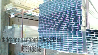 distributor rangka atap baja ringan bekasi