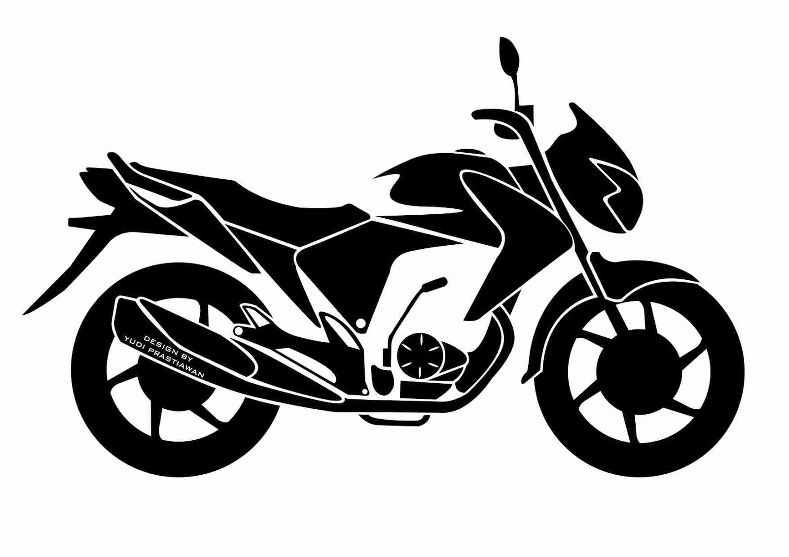 Desain Vektor Motorcyle by Yudi Prastiawan