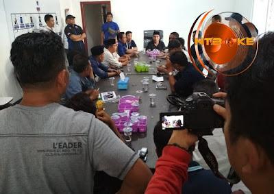 Hilang Dalam Daftar Bacaleg, Kader Partai Nasdem Lotim Meradang