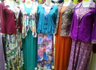 Baju Muslim Gamis Terbaru Di Tanah Abang