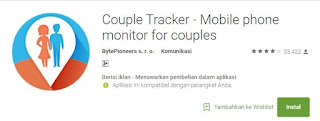 Lihat Aktifitas Pasangan