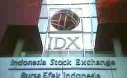 Bursa efek indonesia adalah contoh pasar persaingan sempurna