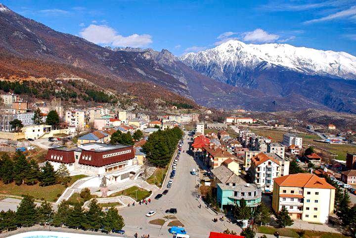 Bajran Curri Albania