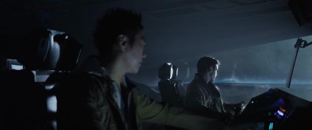 Prometheus (2012) UHD 4K Latino captura 2