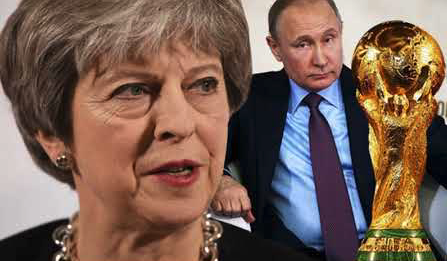 Rip World Cup out of Putin's grasp: MPs call for MASS BOYCOTT as Russia hit with sanctions