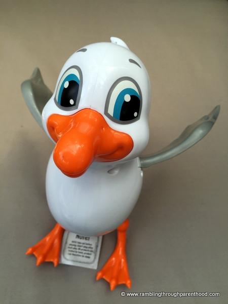 Seagull Splat!