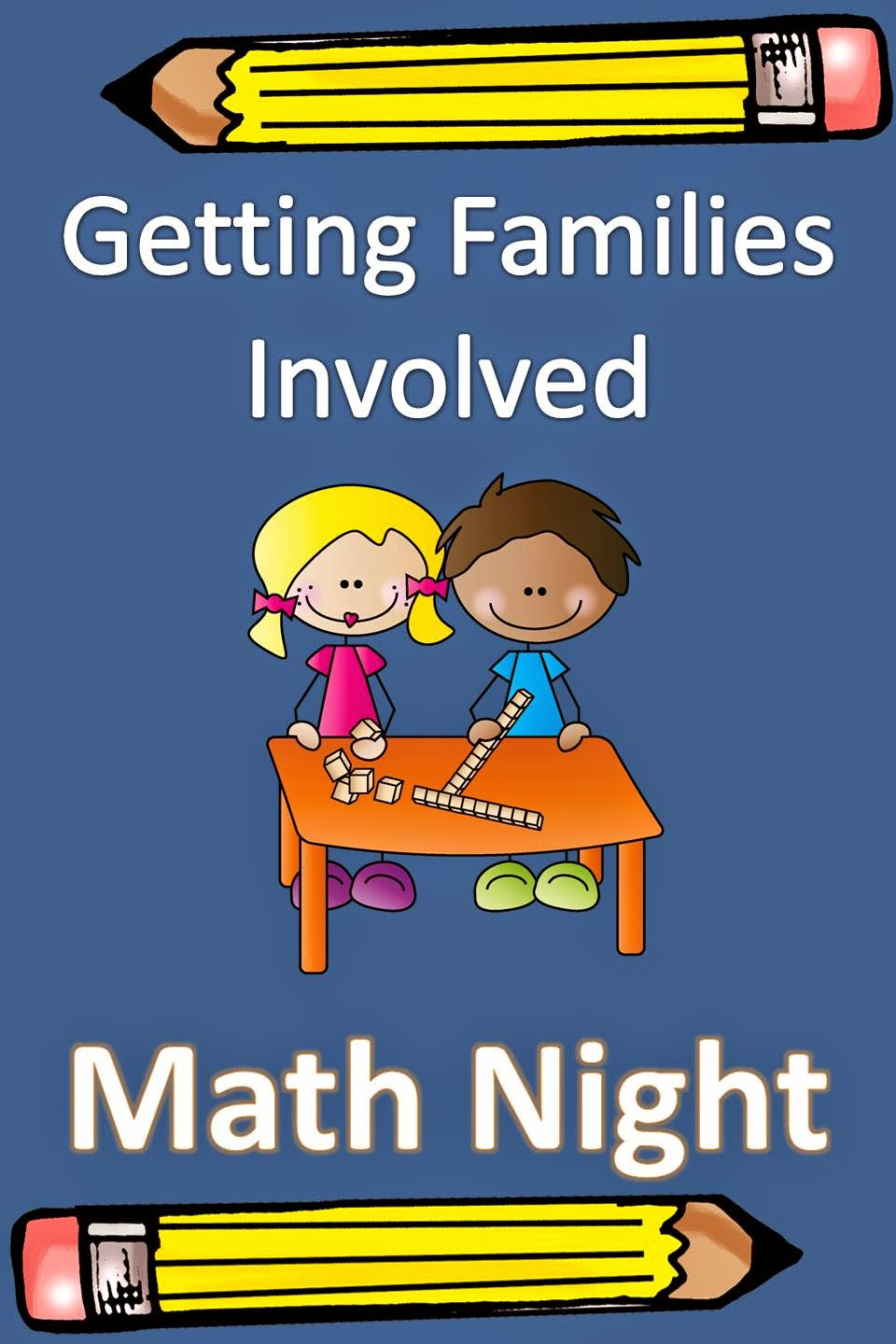 The Elementary Math Maniac: Getting Families Involved in ...