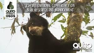 Conferencia Internacional sobre Investigación y Manejo de los Osos: Científicos de Proyecto Juco presentan y discuten avances sobre la investigación del oso andino en la Argentina