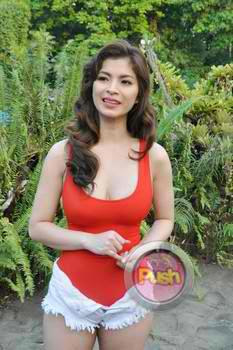 Angel Locsin Photos Summer Station Id 2013 The Web Magazine