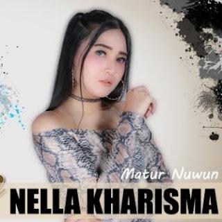 Lagu ini masih berupa single yang didistribusikan oleh label DD STAR Record Lirik Lagu Nella Kharisma - Matur Nuwun