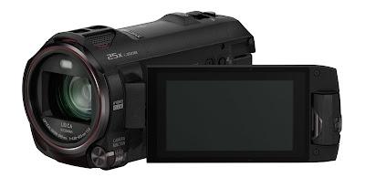 Videocámara Panasonic 4K ULTRA HD Wx970pu