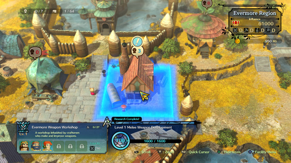 Ni no Kuni II Revenant Kingdom Free Download Screenshot 3