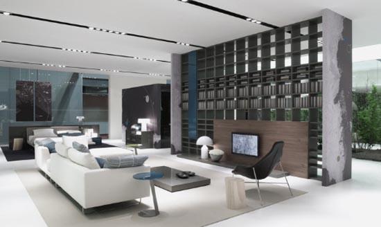 Popular Living Room Design Ideas 2012