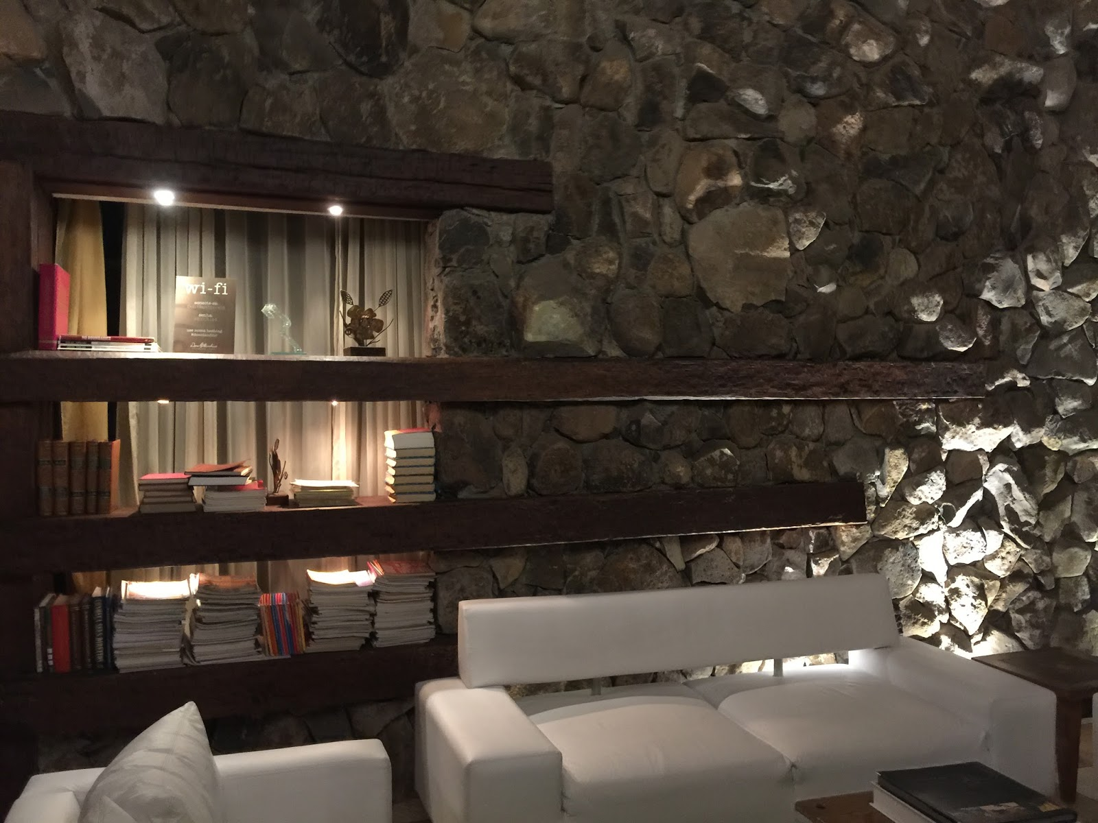 Sala da fonte Restaurante Don Claudino